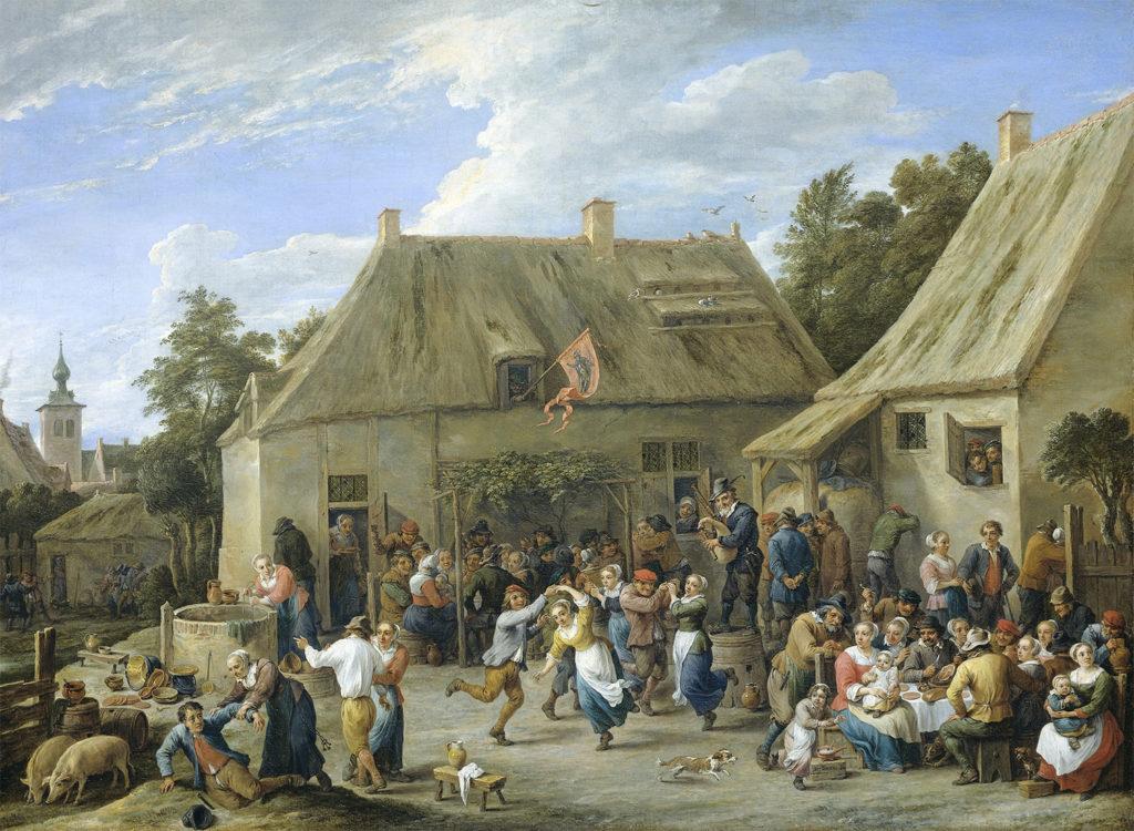 Глава II. В деревне